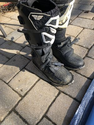 Fly Dirt bike Riding Boots for Sale in Crofton, MD