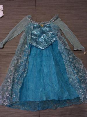 Authentic Disney's Frozen Elsa Princess Dress for Sale in Orlando, FL