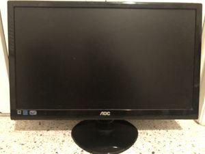 """AOC 21.5"""" Computer Monitor (E2252S) for Sale in Orlando, FL"""