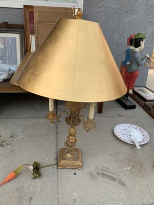 2 vintage lamps for Sale in Commerce, CA