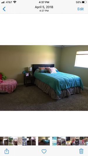 Queen Bed for sale for Sale in Plano, TX