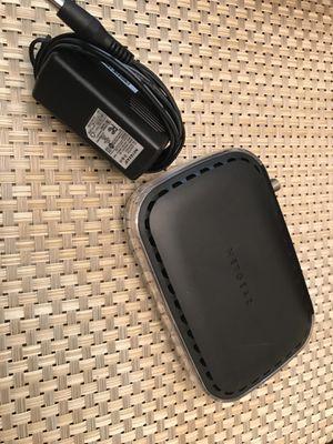 Netgear CM400 cable modem (Cox/Comcast)! for Sale in West Springfield, VA