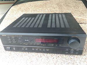 Denon Stereo Receiver DRA-295 Good Condition for Sale in Stone Mountain, GA