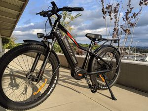 Mostly new 2019 Juggernaut ultra 1000 ebike/ electric bike bicycle for Sale in Rowland Heights, CA