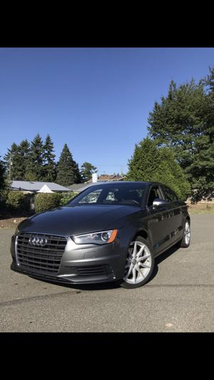 2015 Audi A3 2.0t Quattro for Sale in Tacoma, WA