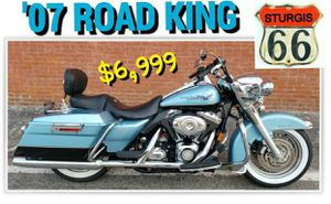 Harley Davidson Road King for Sale in Saint Paul, MO