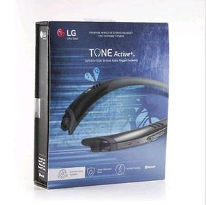 LG Tone Active Plus HBS-A100 Stereo Headset - Black Bluetooth Wireless for Sale in PECK SLIP, NY