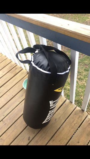 45 lb Punching Bag for Sale in Berwyn Heights, MD