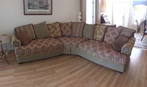 Large Down Sectional Couch for Sale in Spring Hill, FL