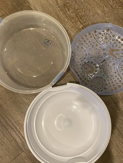 Phillips avent, Clear, Bottle sterilizer for Sale in Sanford,  FL