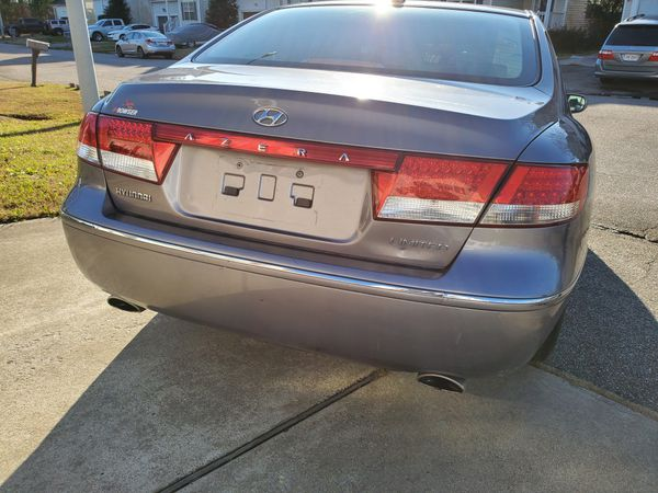 2007 Hyundai Azera Low miles 90k pay cash OR payments