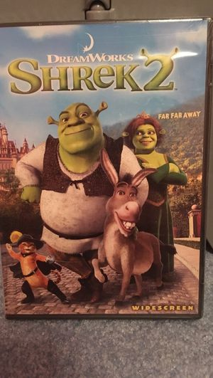 Shrek 2 DVD for Sale in Greensboro, NC