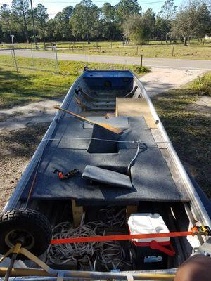 Jon boat for Sale in Lakeland, FL
