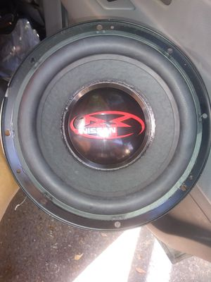 Subwoofer nissan for Sale in Capitol Heights, MD