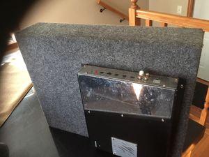 Car amplifier 800 watts for Sale in Brockton, MA