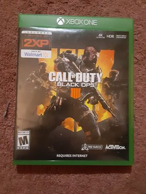 COD black ops 4 for Sale in Lake City, PA