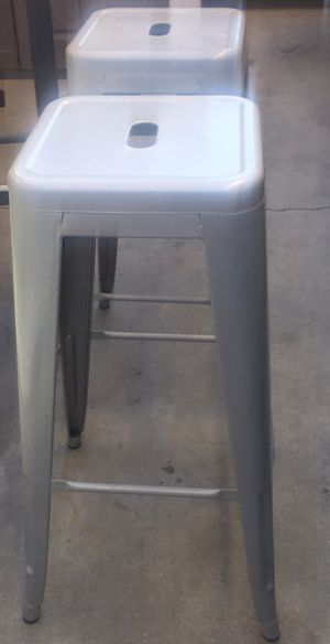 New metal bar stools for Sale in Marina del Rey, CA