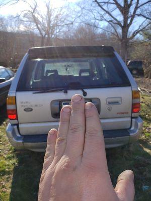 99 isuzu rodeo 4x4 for Sale in Rupert, WV