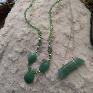 Aventurine Necklaces for Sale in Sloan, NV