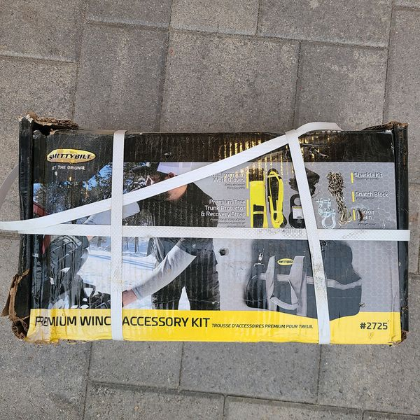 Smittybuilt Premium Winch Accessory Kit 2725