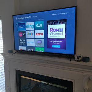 Westinghouse 4K HDR 55 inch for Sale in Fresno, CA