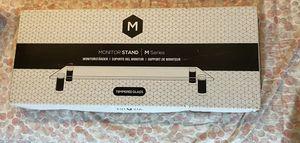 New! Monitor stand glass for Sale in Escondido, CA