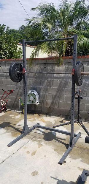 Weight rack for Sale in South Gate, CA