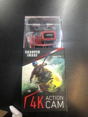 Sharper image 4K action camera SVC701 brand new for Sale in Nashville, TN
