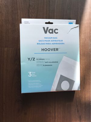 Hoover Vacuum Bags for Sale in Tampa, FL