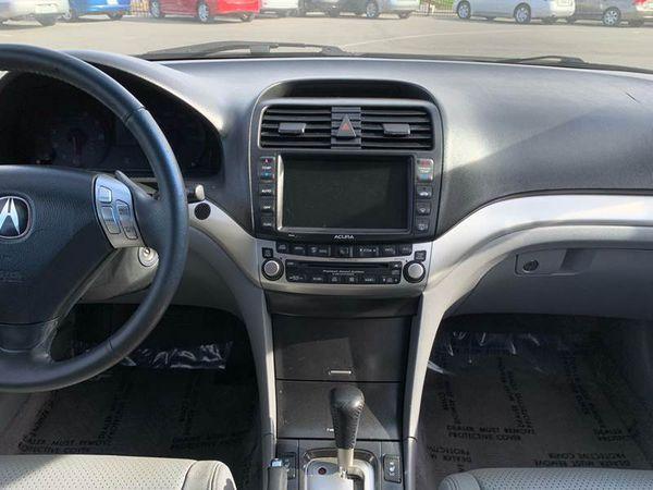 2004 Acura TSX