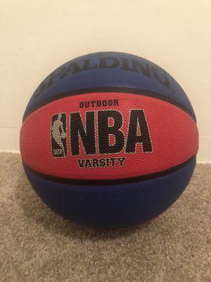 Brand New Spalding Outdoor Varsity NBA Basketball for Sale in Burbank, CA