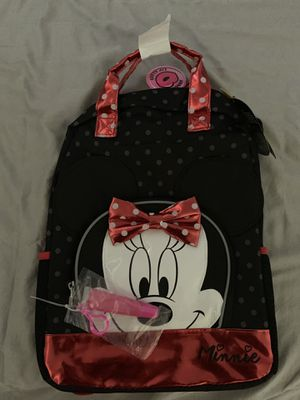Minnie Mouse backpack for girls for Sale in Miami, FL