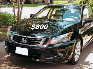 👉🍁🍁$8OO extremely clean title 2OO9 Honda Acord excellent condition Original owner.🍁🍁👈 for Sale in Washington, DC