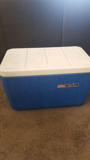 "Coleman Large cooler 20""X12"" for Sale in Alexandria, VA"