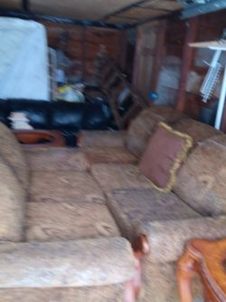 Couch And Loveseat Good Condition 35 For Both for Sale in St. Peters,  MO