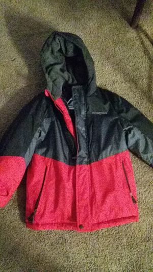 Zero exposure kids winter coat size 8 medium for Sale in Eugene, OR