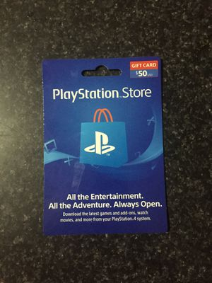Cheap 50 psn for Sale in Murfreesboro, TN