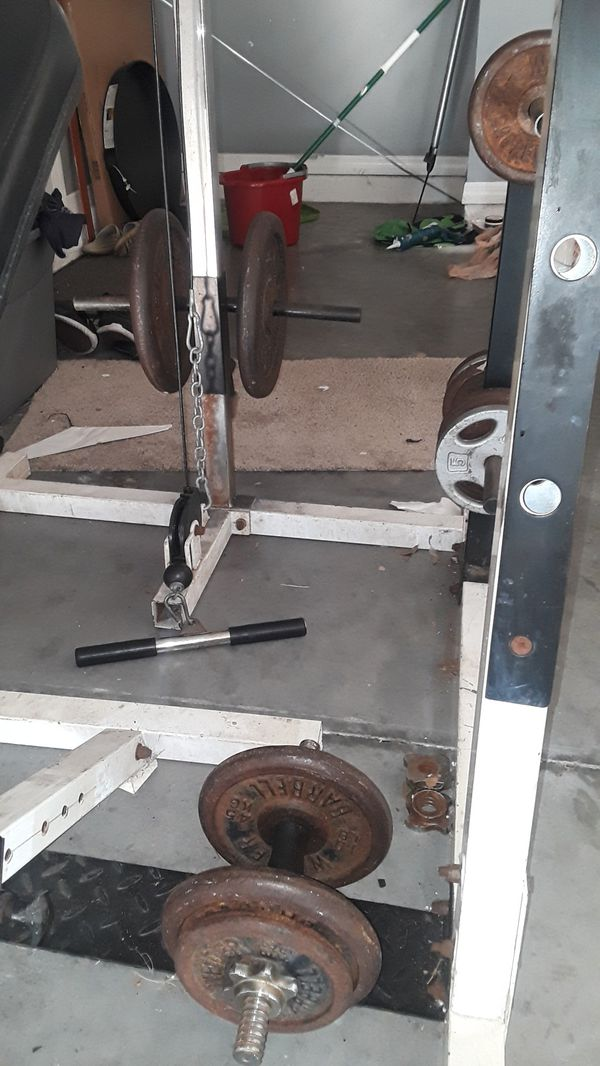 Total complete gym for free