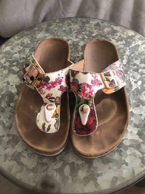 Birkenstock look-a-like sandals size 36 for Sale in Denver, CO