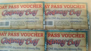 Castaway Bay Tickets for Sale in Garfield Heights, OH