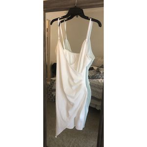 Plus size White Wrap Dress for Sale in Riverside, CA