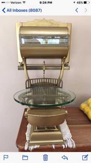 Vintage scale for Sale in Gaithersburg, MD