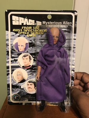 Space 1999 Mysterious Alien 8 inch Figure for Sale in Providence, RI