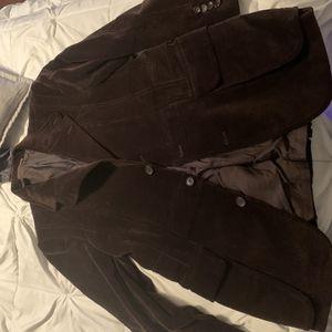 Athentic ***RARE*** GUCCI 2 Pc Corduroy Suit for Sale in Chula Vista, CA
