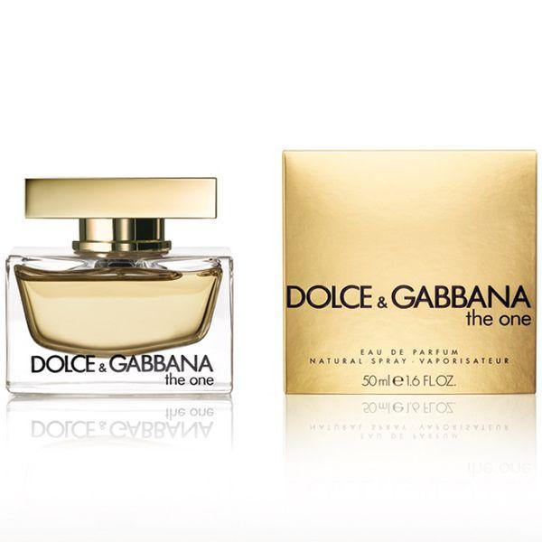 Dolce & Gabbana the One eau de parfum 1.6oz for women, brand new!!!