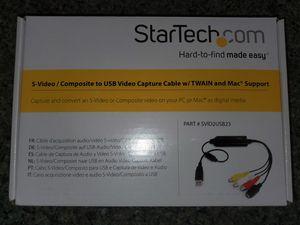 StarTech Video Capture for Sale in Brandon, FL