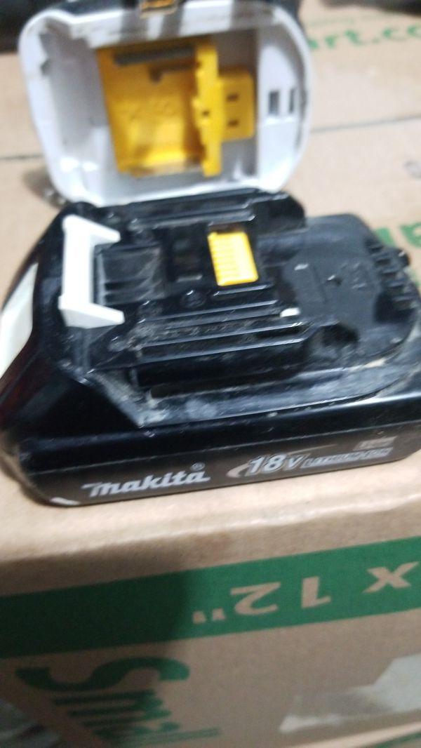 Makita drill combo set