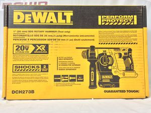 "Dewalt (DCH273B) 1"" SDS Rotary Hammer - TOOL ONLY (MXP012947) for Sale in Lakeland, FL"