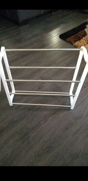 FREE shoe rack for Sale in South Gate, CA