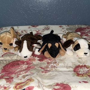 TY Original Beanie Baby Dogs for Sale in Delray Beach, FL